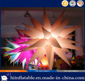 2015 Florid LED Lighting Party, Event Ceiling Decoration Inflatable Star 014 pictures & photos