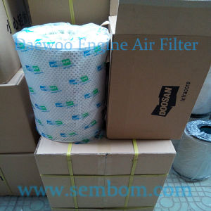 High Performance Engine Air Filter for Daewoo/Doosan Excavator/Loader/Bulldozer pictures & photos