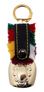 Souvenir Bell with Logo Attachable A4-C06-E