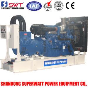 Open Type Generator Set with Perkins Power 180kVA-250kVA