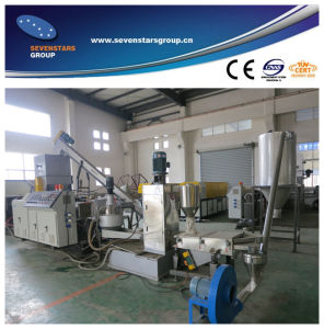 Double Stage Granulator for PP PE pictures & photos