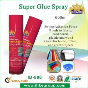 Fast Dry Spray Super Glue pictures & photos