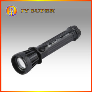 Jy Super 1W Rechargeable LED Torch for Outdoor (JY-8588)
