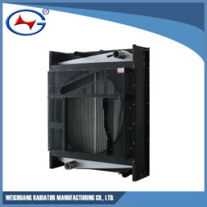 Sc33W1150d2: Water Aluminum Radiator for Diesel Engine pictures & photos