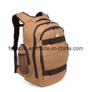 Branded Oxford Material Skate Sport Backpack with Laptop Holder pictures & photos