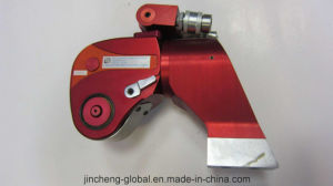 Square Drive Titanium Alloy High-Strength Hydraulic Torque Wrench pictures & photos