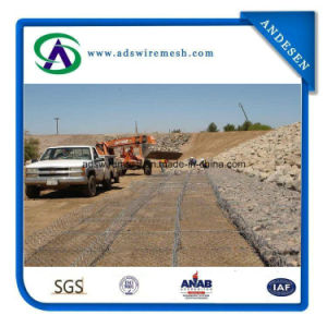 Low Cost Wholesale 2 X 1 X 1m Gabion Box pictures & photos