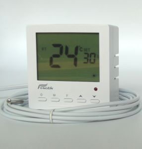 Dual-Control Digital Smart Thermostat for Heater