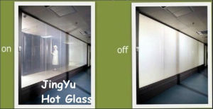 Self Adhesive Switchable Pdlc Film for Meeting Room pictures & photos