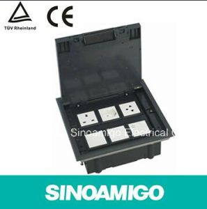 Sinoamigo Floor Outlet Boxes Floor Box pictures & photos