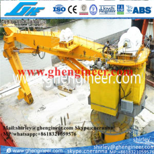 80t Knuckle Boom Marine Pedestal Offshore Crane pictures & photos