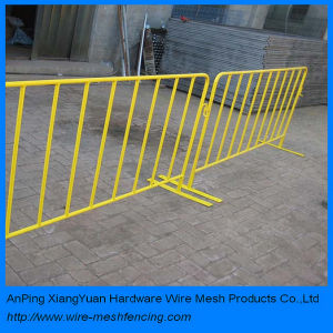Hot Dipped Galvanized Crowd Control Barrier on Sale pictures & photos