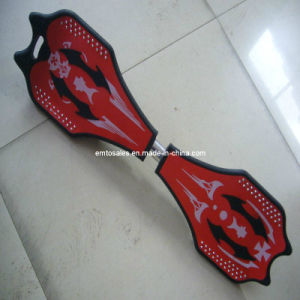 High Quality ABS 2 Wheels Skateboard (ET-SK2601) pictures & photos