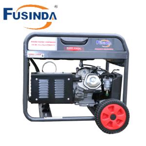 Home Portable Alternator Generator 5kw 220V, Gasoline Electric Motor Generator Set Price, 5kVA Petrol Power Generator for Sale pictures & photos