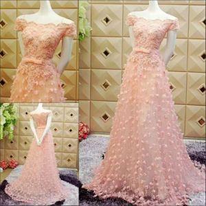 Charming A Line Sweetheart Floor Length Sleeveless China Bridesmaid Dresses (HS125)