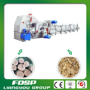 Professional High Quality Wood Chipping Cutting Shredder Machine pictures & photos