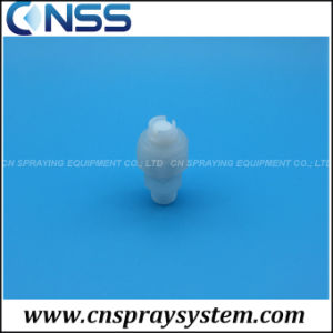 PVDF Unijet Spray Nozzle Spray Tip with Strainer Nozzle pictures & photos