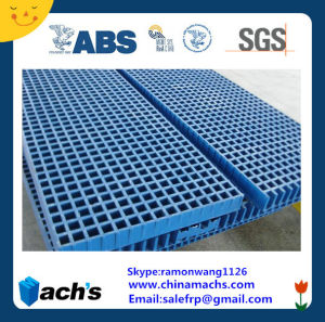 GRP Grating /H60; 38 Square Mesh, Heavy Loading Type pictures & photos