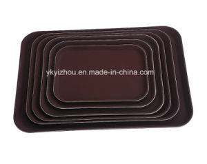 Anti Slip Food Serving Tray / School Tray pictures & photos