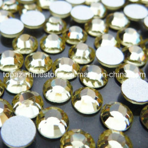 Glue on Glass Stones Non Hot Fix Glass Stones pictures & photos