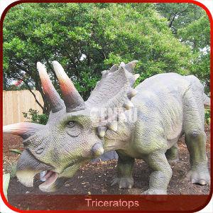 Gengu Amusement Park Life Size Animatronic Dinosaur pictures & photos