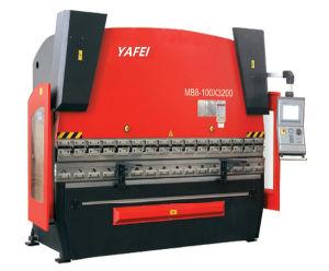 Factory Price Hydraulic Press Brake Machine pictures & photos