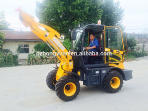 Zl08f Hydrostatic Farm Wheel Loader with Ce pictures & photos