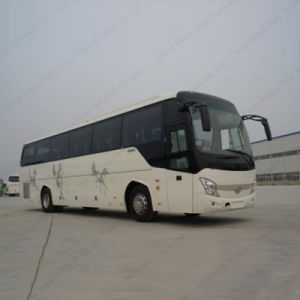 4X2 12m 60 Passenger Bus/Bus with Toilet/Coach Buses for Sale pictures & photos