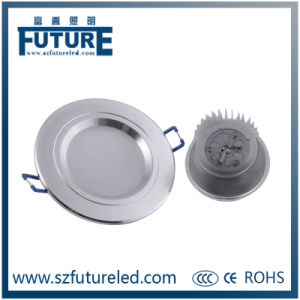 CE RoHS Supported High-End Supper Brightness LED Downlight pictures & photos