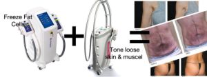 Cellulite Reduction Device Sincoheren Kuma Body Shaping (RF+Vacuum+infrared+massage roller) pictures & photos