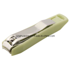 N-0817s FDA Certificated Nail Clipper with Plastic Holder pictures & photos