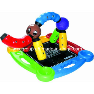 High Quality Plastic Magnetic Educational Toy for Kids pictures & photos