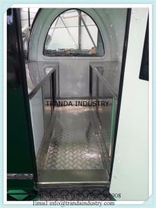 Factory Directly Minishopping Caravan Trailer pictures & photos