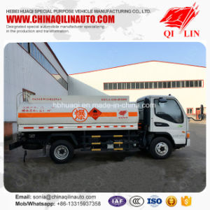 Cheap Price Carbon Steel Fuel Bowser Tank Truck for Tanzania pictures & photos