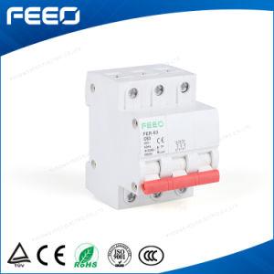 40A 3 Pole Miniature Circuit Breaker pictures & photos