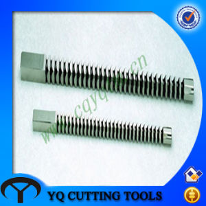 HSS Inch/Metric Square and Hexagon Broach with TUV CE pictures & photos