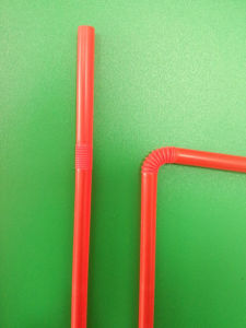 Flexible Machine with PP Drinking Straw pictures & photos