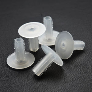 Cable Wall Bushing in Clear Telco/Cat5 pictures & photos