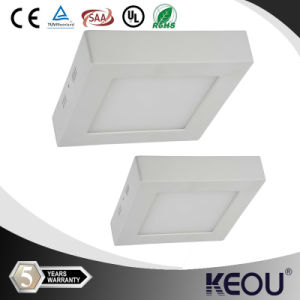 2.5/3/3.5/4/5/6/8/10 Inch Surface Mounted Slim Square LED Ceiling Light pictures & photos