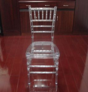 Resin Chiavari Chair with Pad pictures & photos