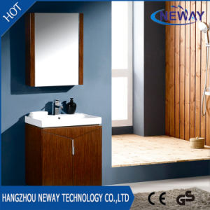 High Quality Melamine Floor Waterproof Bathroom Furniture pictures & photos