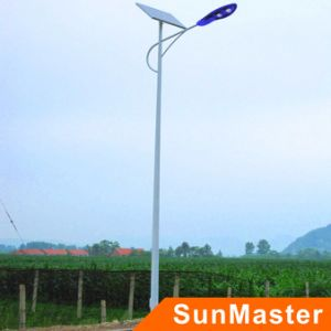 100W Solar Powered Street Lights pictures & photos