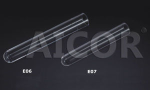 CE Approved 13*100mm Plastic Test Tube pictures & photos