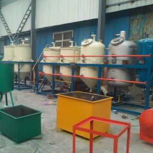 Rice Bran Oil Refinery (10t/d) pictures & photos