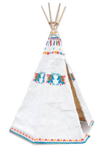 Indian Tepee Play Tent for Kids pictures & photos