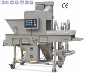Automatic Chicken Nuggets Breading Machine Sxj600-VI