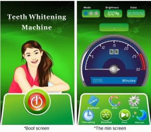 Newest Professional Whitening Teeth with Tray Md885L pictures & photos