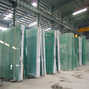 Clear Reflective Tempered/Laminated Glass as Safety Glass pictures & photos