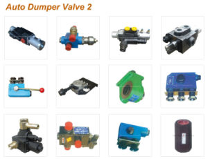 23QY Pneumatic Control Reversing Hydraulic Flow Valve for Crane Loader pictures & photos