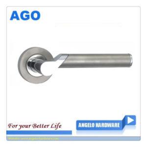 Heavy Zinc Alloy European Door Handle (AG1-129)